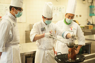 Chinese Production Kitchen