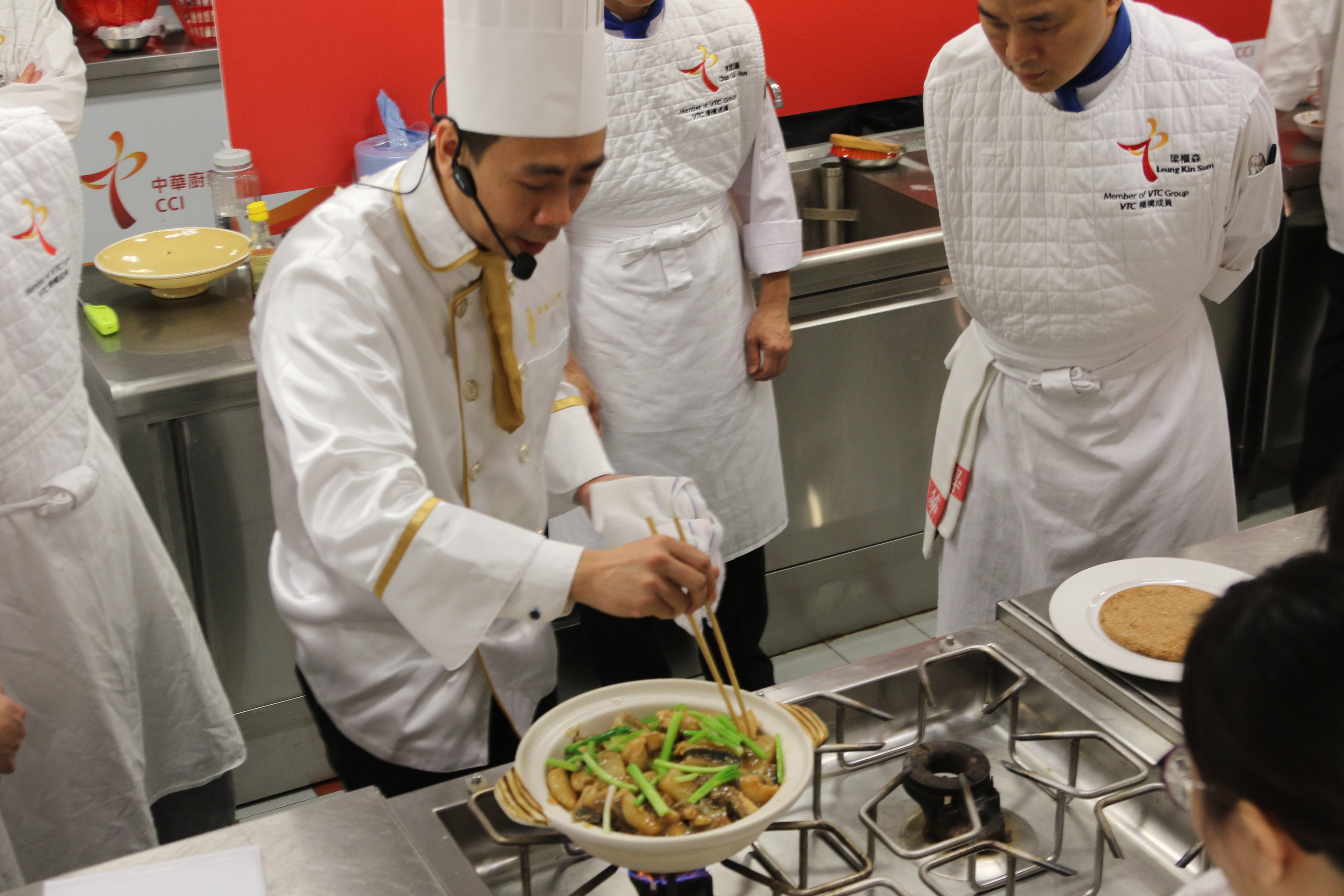 Master Chef Chan Kei Ying - Culinary Demonstration & Theme Dinner