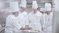 The Certificate and Diploma programme of Chinese Culinary Institute