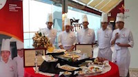 Sharing by Culinary Competition Student Award Winners